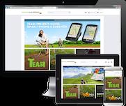 outdoor-electronics.com - Konzeption & Umsetzung Onlineshop