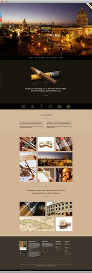 Corporate Website Relaunch (Drupal): 5th Avenue Products Trading-GmbH