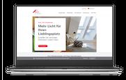 Perfekt auf den Nutzer zugeschnitten: Relaunch Roto Dachfenster