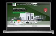 Website WEINIG-Gruppe