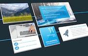 Internationale B2B Website zur Leadgenerierung