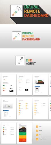 Drupal Modul: Designing the Drupal Remote Dashboard