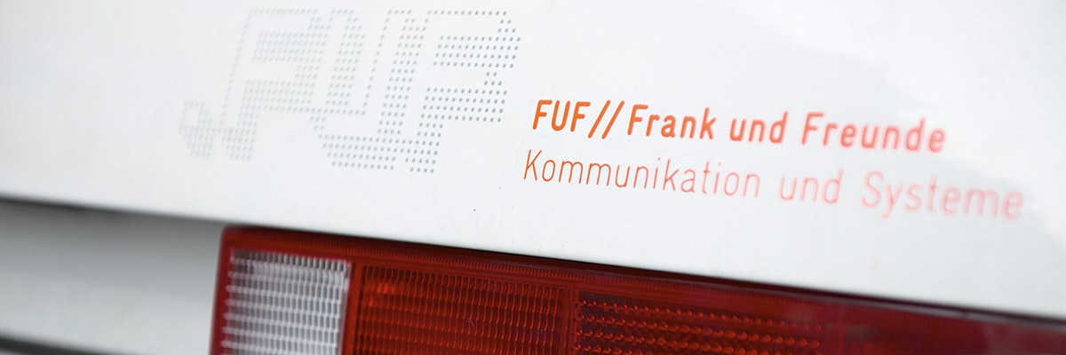 FUF // Frank und Freunde