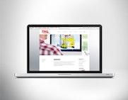 Relaunch der Website für TML Technik GmbH