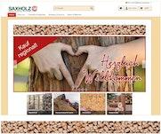 SAXHOLZ GmbH Konzeption, Design und Vermarktung