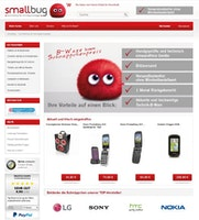 Revived Products GmbH - Konzeption & Gestaltung des Onlineshops