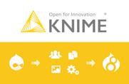 Corporate- und Community-Website für die KNIME AG