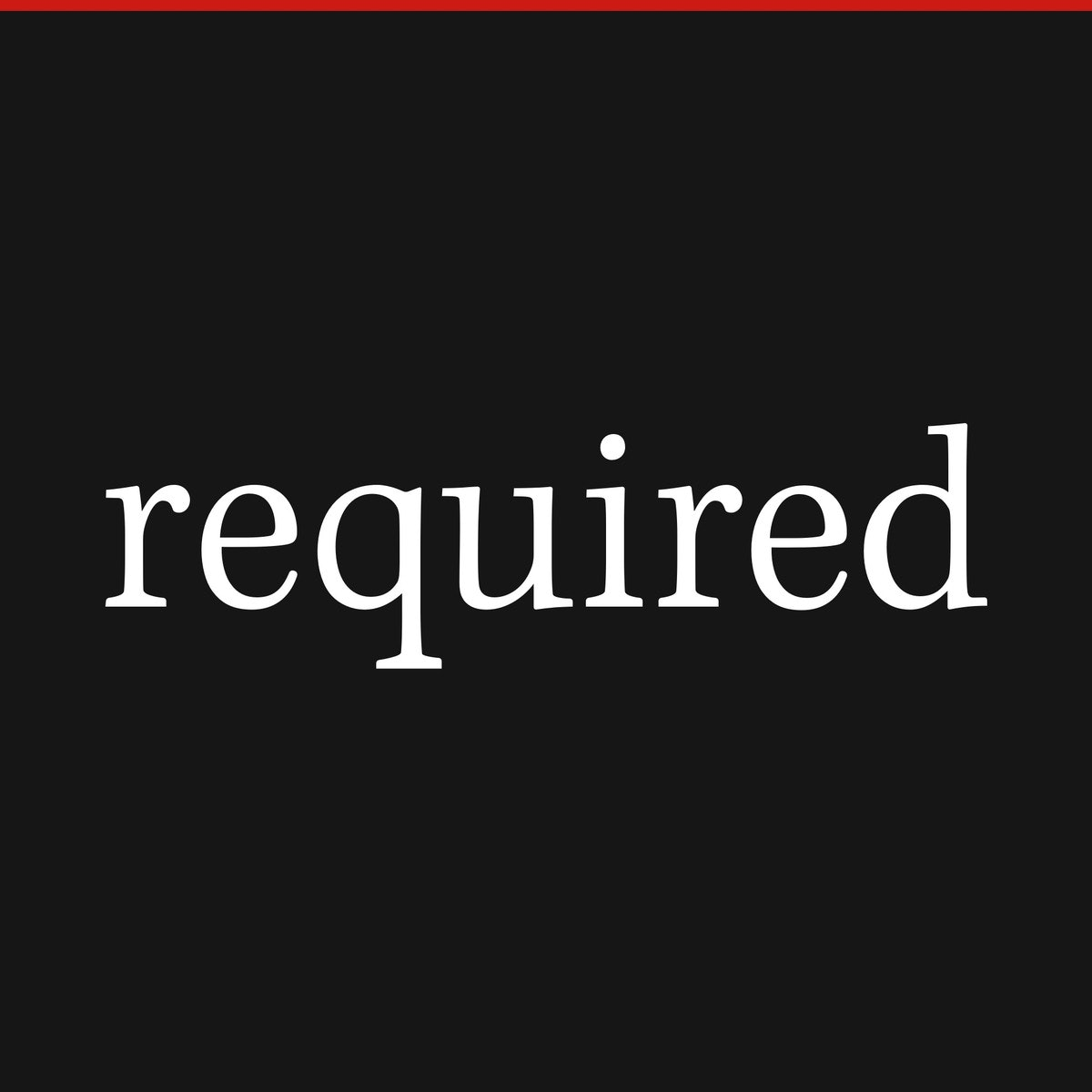 we are required gmbh