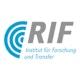 RIF Institut für Forschung und Transfer e.V.