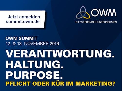 OWM Summit & Advertisers' Night