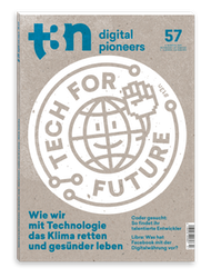 t3n 57 | Tech for Future