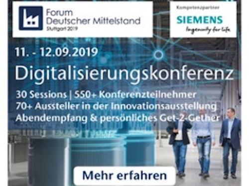 2. Forum Deutscher Mittelstand 2019