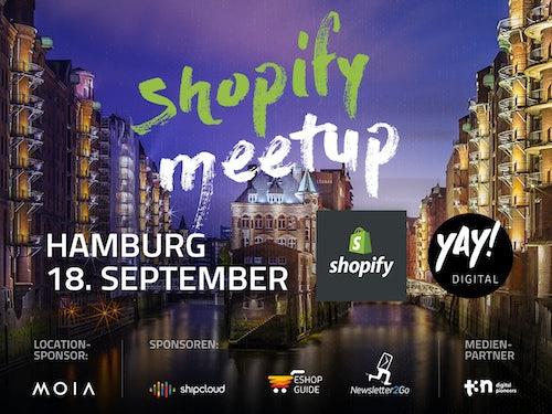Shopify-Meetup Hamburg