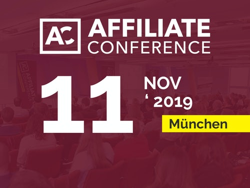 Affiliate Conference 2019