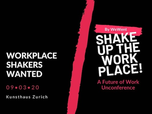 Shake up the Workplace