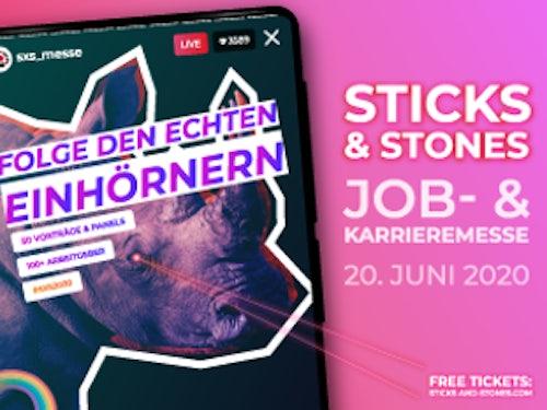 STICKS & STONES Berlin 2020