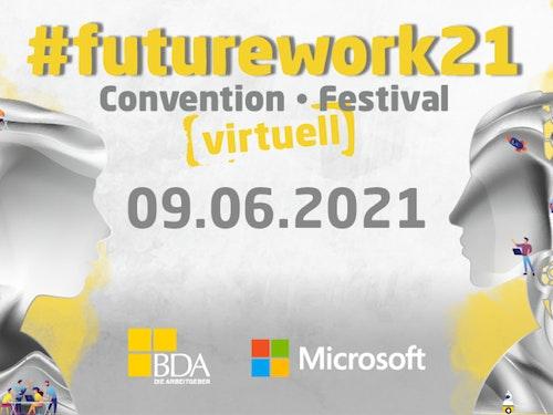 #futurework21 Convention & Festival