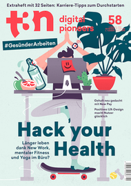 t3n 58 | Hack your Health