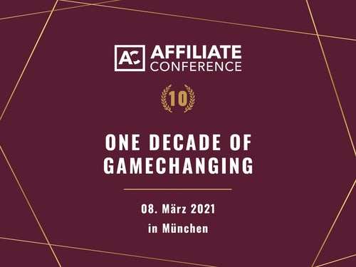 Affiliate Conference 2021