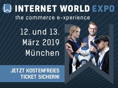 INTERNET WORLD EXPO 2019
