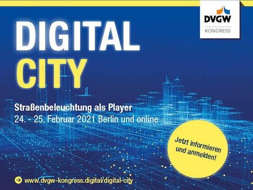 Digital City – Straßenbeleuchtung als Player