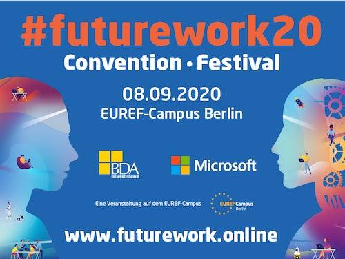 #futurework20 Convention & Festival