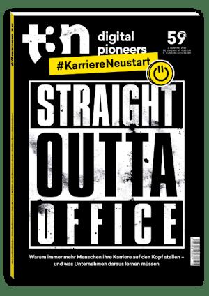 t3n Ausgabe Nr. 59 - t3n 59 | Straight Outta Office