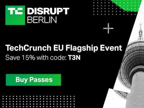TechCrunch Disrupt Berlin 2019