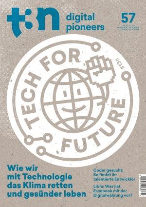 t3n Ausgabe Nr. 57 - t3n 57 | Tech for Future