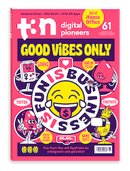 t3n 61 | Good Vibes Only