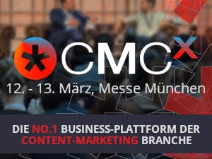 CMCX – Content-Marketing Conference & Exposition