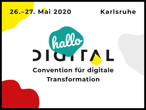 hallo.digital - Convention für digitale Transformation