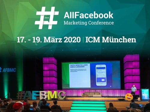 AllFacebook Marketing Conference München 2020