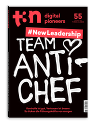 t3n 55 | New Leadership: Team Anti-Chef