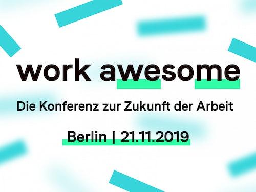 Work Awesome Konferenz