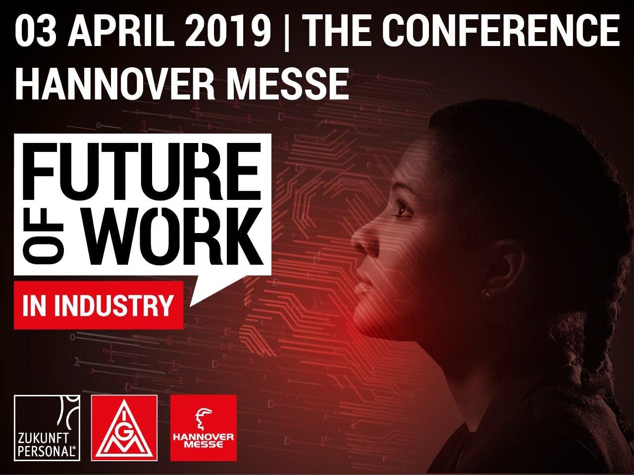 Future of Work in Industry Konferenz