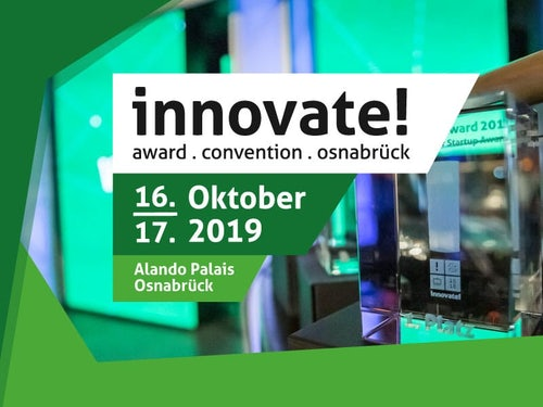 Innovate! Convention und Award 2019