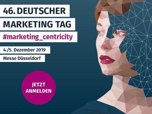 46. Deutscher Marketing Tag