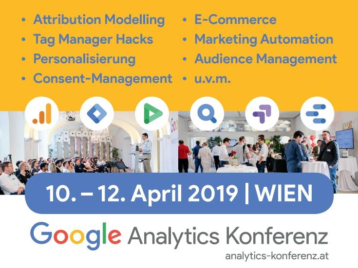8. Google Analytics Konferenz