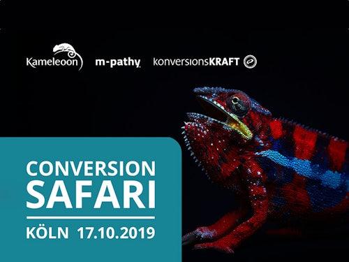 Conversion Safari
