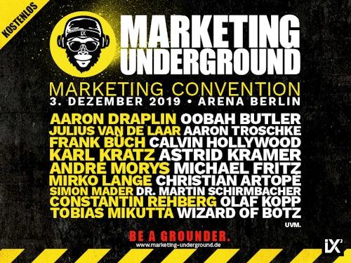 Marketing Underground
