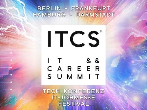ITCS – Tech-Konferenz, IT-Jobmesse & Festival