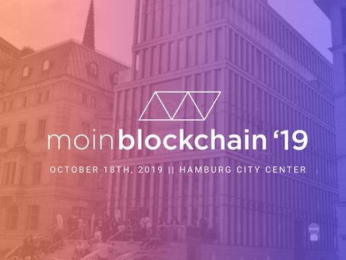 Moinblockchain Conference 2019