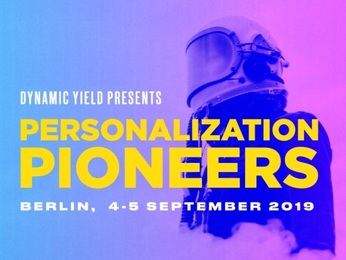 Personalization Pioneers Summit 2019